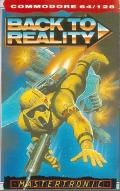 Back to Reality per Amstrad CPC