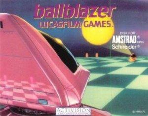 Ballblazer per Amstrad CPC