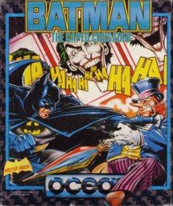 Batman: The Caped Crusader per Amstrad CPC
