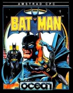 Batman per Amstrad CPC