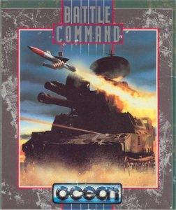 Battle Command per Amstrad CPC