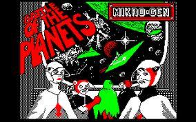 Battle of the Planets per Amstrad CPC
