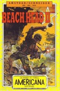 Beach Head II: The Dictator Strikes Back! per Amstrad CPC