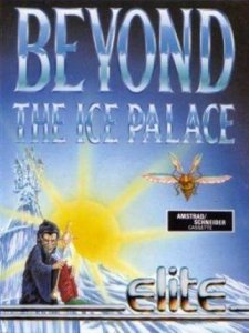 Beyond the Ice Palace per Amstrad CPC