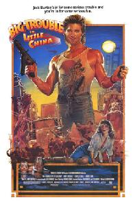 Big Trouble in Little China per Amstrad CPC