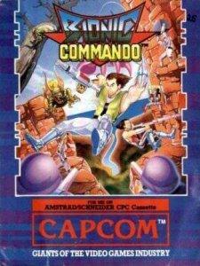 Bionic Commando per Amstrad CPC