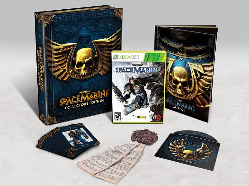 Warhammer 40.000: Space Marine - La collector edition