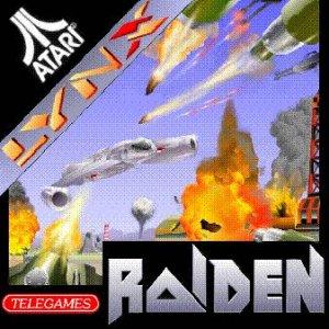 Raiden per Atari Lynx
