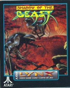 Shadow of the Beast per Atari Lynx