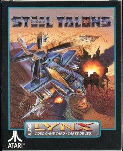 Steel Talons per Atari Lynx