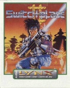 Switchblade II per Atari Lynx