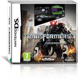 Transformers 3 per Nintendo DS