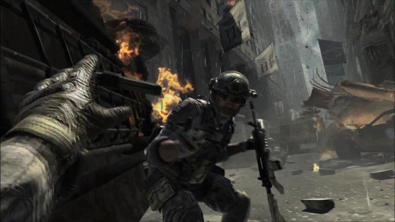 Si torna a parlare di un action adventure basato su Call of Duty