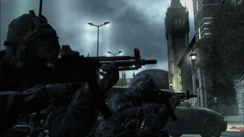 Il futuro di Modern Warfare? Unreal Engine 4 e distruzione in stile Battlefield