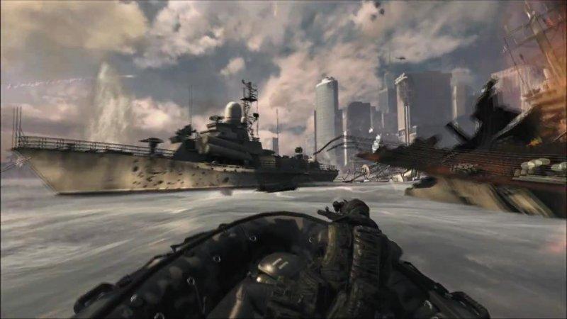 Ex-Infinite Ward lavorano a Modern Warfare 3