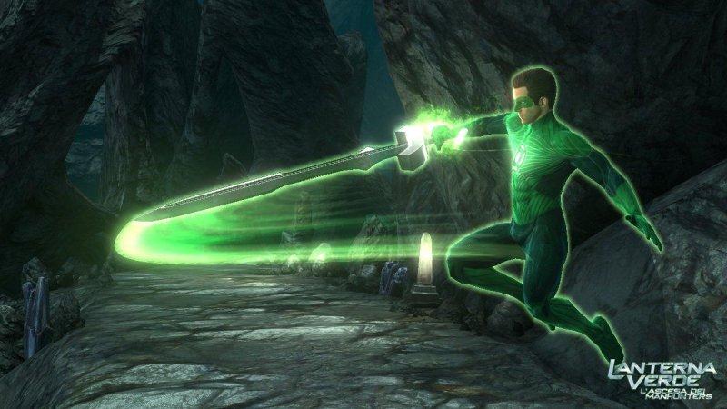 La Soluzione di Lanterna Verde: L'Ascesa dei Manhunters