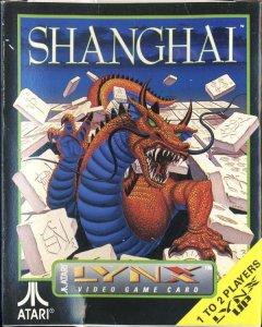 Shanghai per Atari Lynx