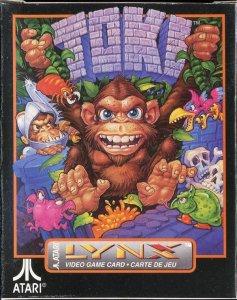Toki per Atari Lynx