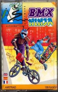 BMX Ninja per Amstrad CPC