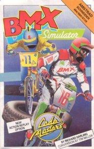 BMX Simulator per Amstrad CPC