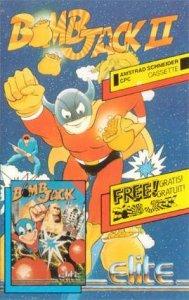 Bomb Jack II per Amstrad CPC