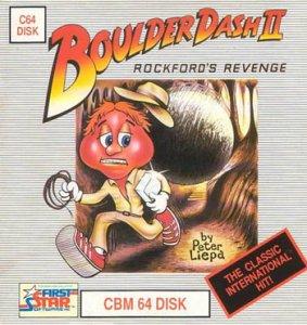 Boulder Dash II: Rockford's Revenge per Amstrad CPC