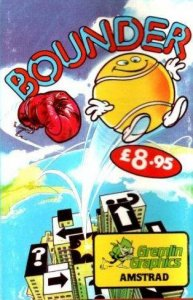 Bounder per Amstrad CPC