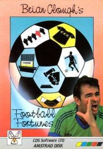 Brian Clough's Football Fortunes per Amstrad CPC
