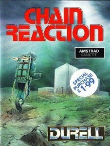 Chain Reaction per Amstrad CPC
