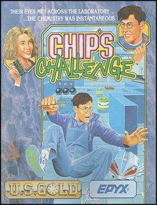 Chip's Challenge per Amstrad CPC