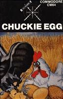 Chuckie Egg per Amstrad CPC