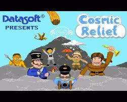 Cosmic Relief: Prof. Renegade to the Rescue per Amstrad CPC