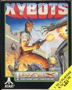 Xybots per Atari Lynx