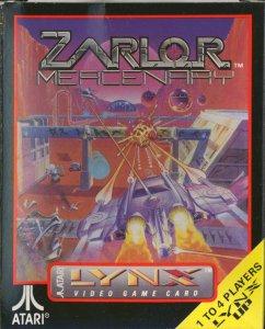 Zarlor Mercenary per Atari Lynx