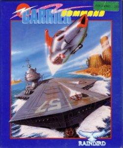 Carrier Command per Amstrad CPC