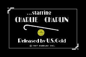 Charlie Chaplin per Amstrad CPC
