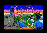 Choy-Lee-Fut Kung-Fu Warrior per Amstrad CPC