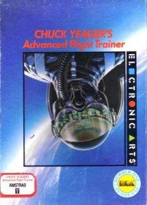 Chuck Yeager's Advanced Flight Trainer per Amstrad CPC