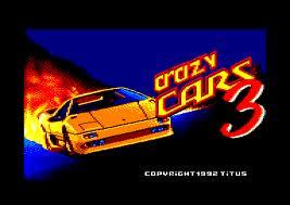 Crazy Cars III per Amstrad CPC