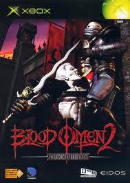 Legacy of Kain: Blood Omen 2 per Xbox
