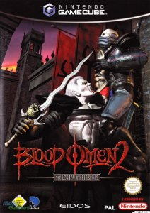 Legacy of Kain: Blood Omen 2 per GameCube