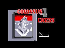 Colossus 4 Chess per Amstrad CPC