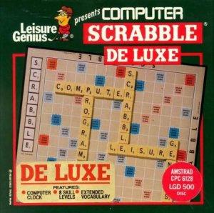 Computer Scrabble De Luxe per Amstrad CPC