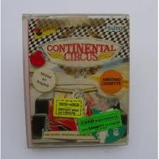 Continental Circus per Amstrad CPC