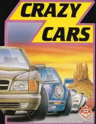 Crazy Cars per Amstrad CPC