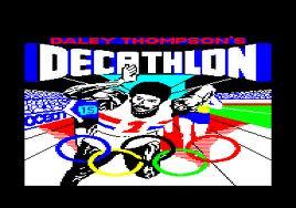 Daley Thompson's Decathlon per Amstrad CPC
