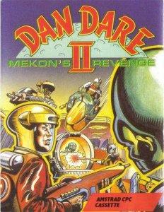 Dan Dare 2: Mekon's Revenge per Amstrad CPC