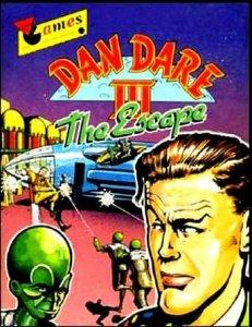 Dan Dare III: The Escape per Amstrad CPC