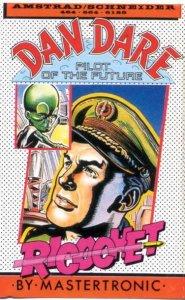 Dan Dare: Pilot of the Future per Amstrad CPC