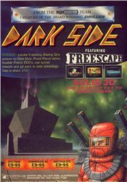 Dark Side per Amstrad CPC